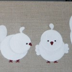 20X50 LIN FAMILLE COCOTTE